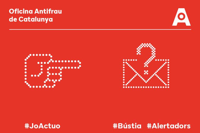 La bústia de denúncies anònimes d'Antifrau continua plenament activa
